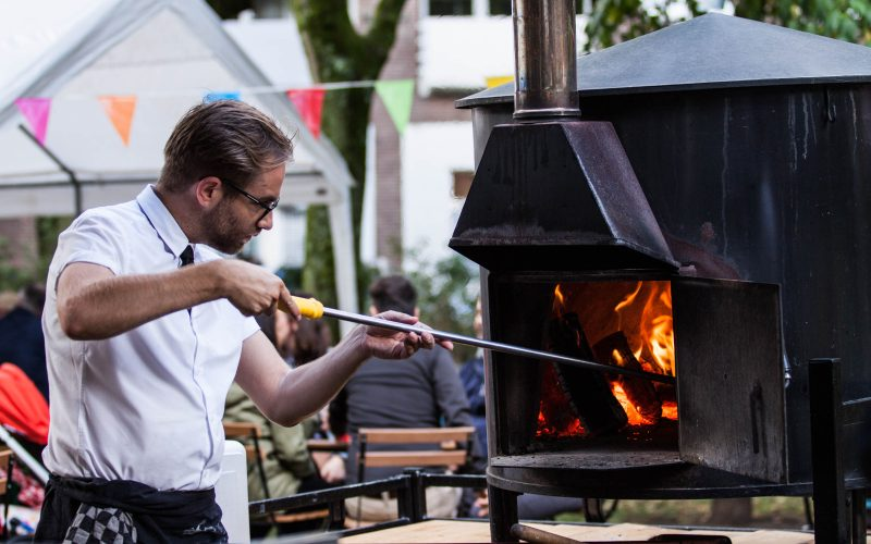Hoogkwartier Proeft Festival 2018 foto door Emiel Meijer Old Scuola