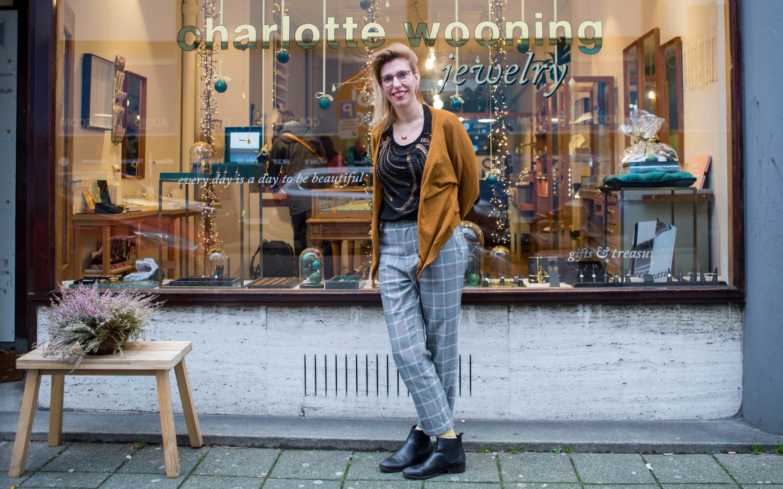 Charlotte Wooning in het Hoogkwartier