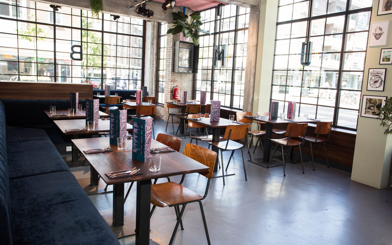 Restaurant Dumbo | foto Emiel Meijer