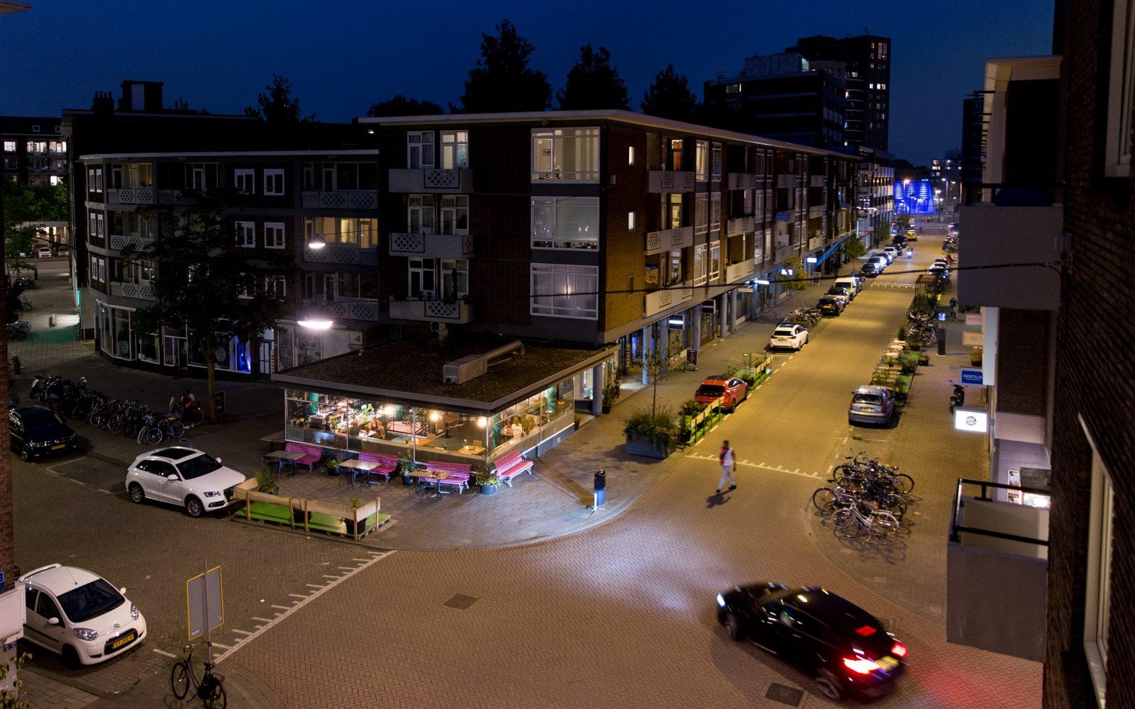 Hoogstraat Hoogkwartier Rotterdam