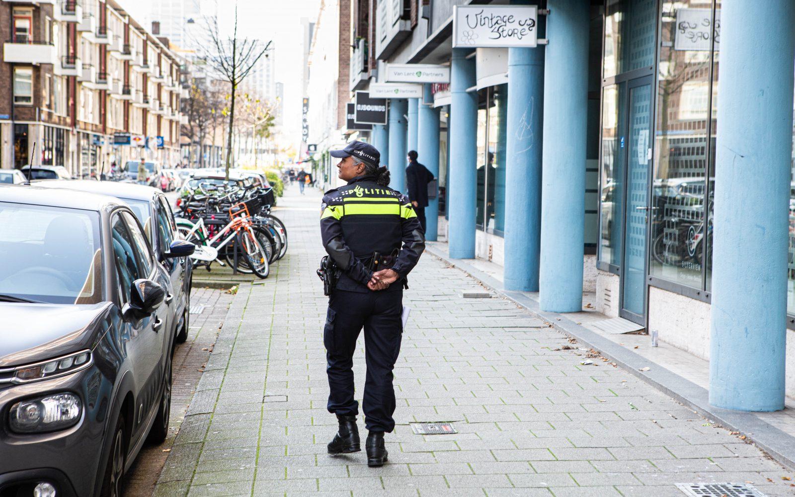 Kita Politie Rotterdam